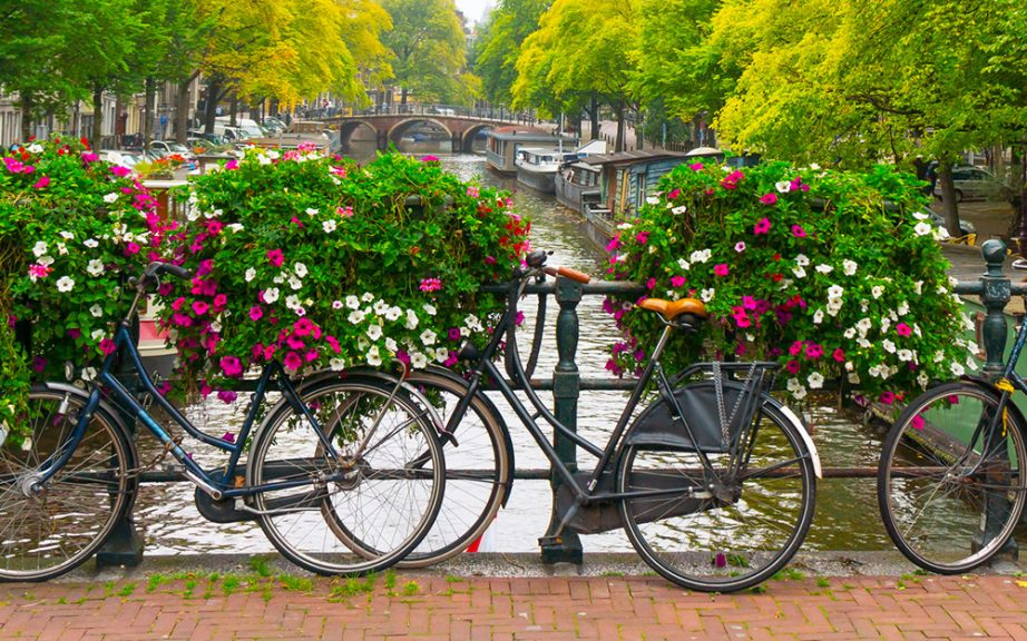 15 zanimljivosti o zemlji koja ima više bicikala nego stanovnika