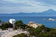 Grčka Atos hotelski smeštaj