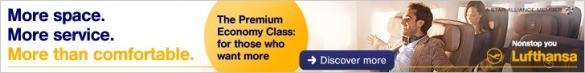 Avio karte Lufthansa