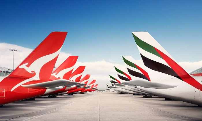 Emirates-Quantas