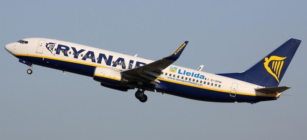 Ryanair Podgorica London