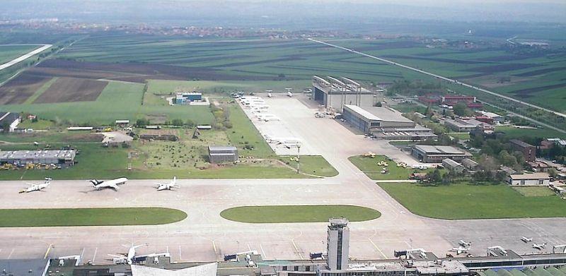 Aerodrom Nikola Tesla u Beogradu