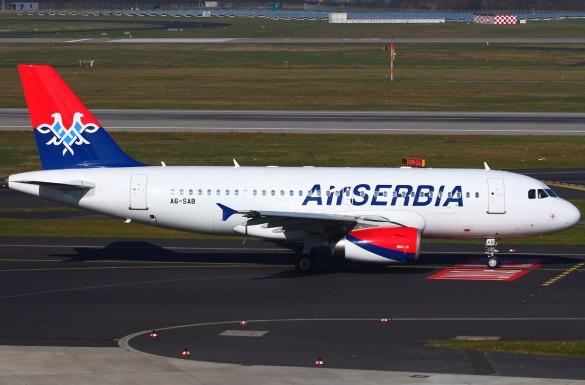avio kompanija Air Serbia pokreće letove do Pule, Varšave, Bejruta