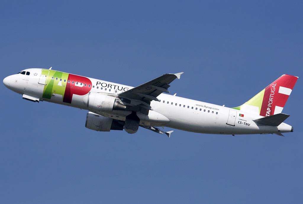 Avion avio kompanije TAP Portugal