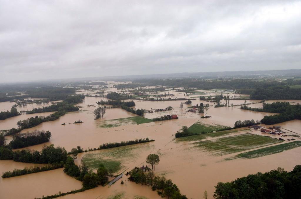 Poplava u Srbiji 2014