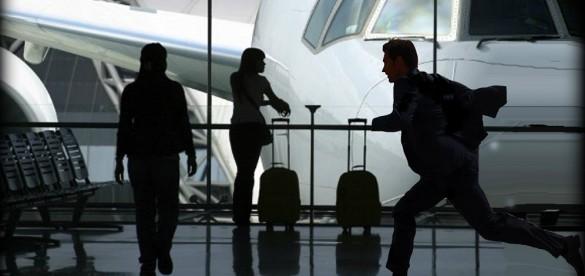 Trčanje za avionom