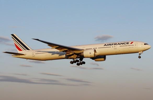 Avion avio kompanije Air France
