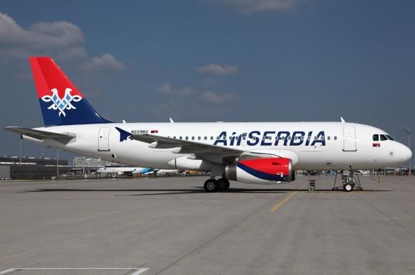 Avio kompanija Air Serbia Beograd Malta