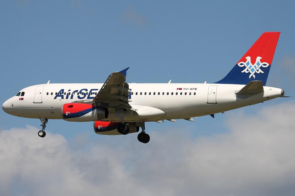 Happy Friday Air Serbia