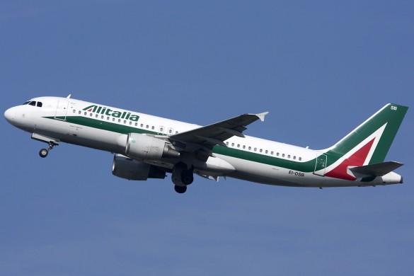 Avion avio kompanije Alitalia