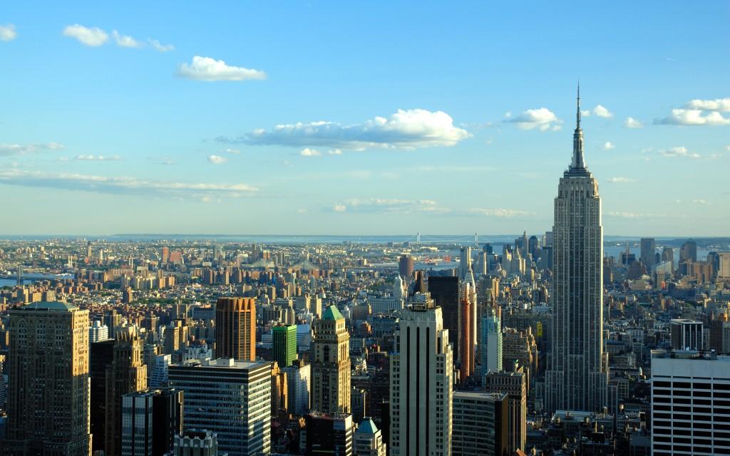 Njujork, Empire State building