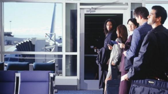 Ukrcavanje u avion - Boarding