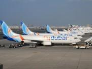 Low cost avio kompanija Flydubai na Dubai međunarodni aerodrom