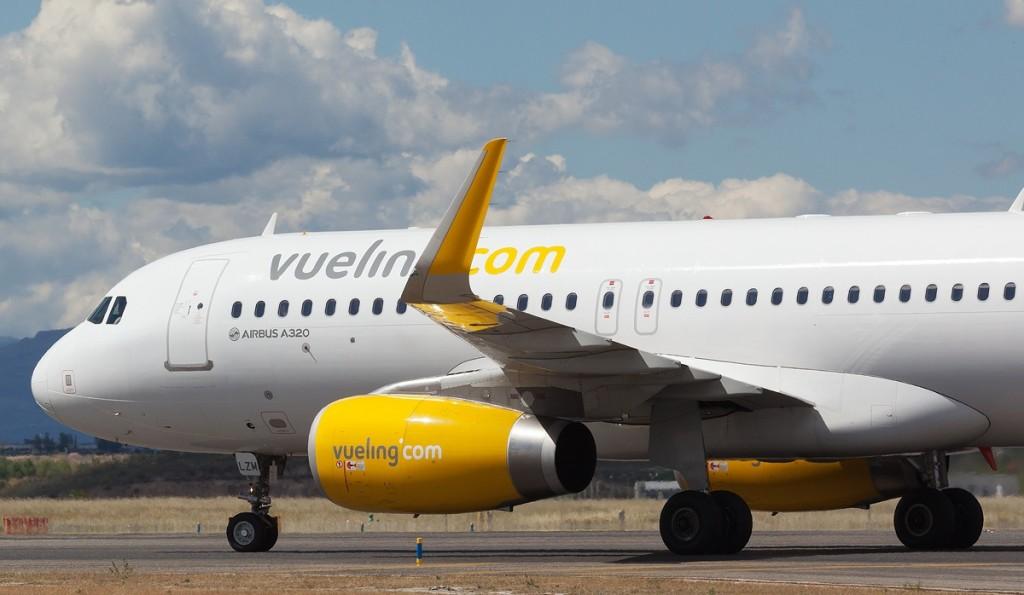 Avio kompanija Vueling, Beograd Barselona