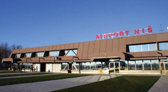 Aerodrom Konstantin Veliki, Niš