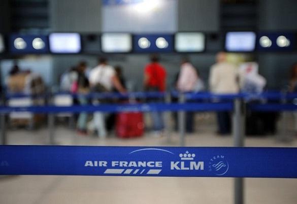 Air France štrajk pilota
