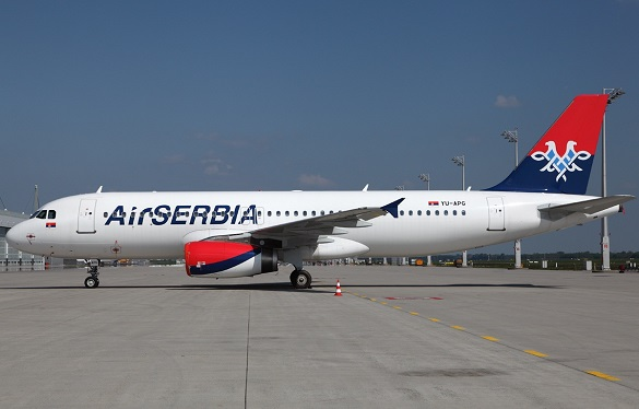 Air Serbia Happy Friday promotivna akcija