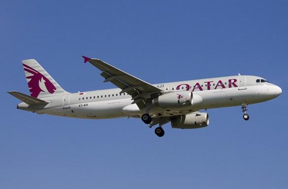 Qatar Airways Airbus A320-200