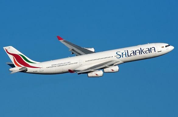Srilankan Airlines u Srbiji