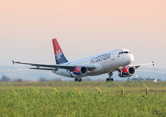 Air Serbia Happy Friday - Beograd do Tivat, Solun i Abu Dabi