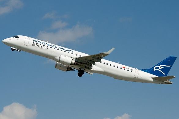 Montenegro Airlines promo avio karte