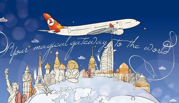 Turkish Airlines promo novembar