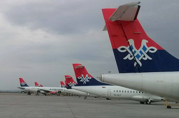 Air Serbia online avio karte