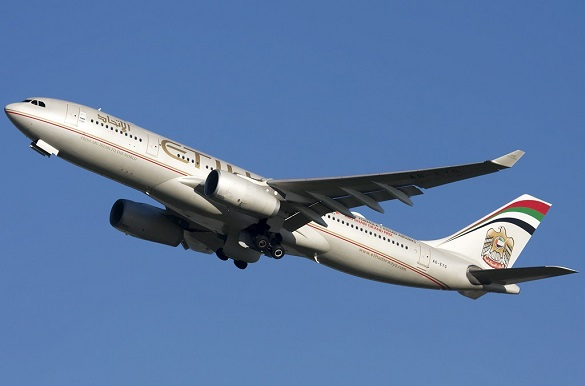 Etihad Airways Azija Australija iz Beograda