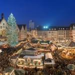 Frankfurt Bozic market