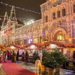 Moskva Bozic market