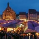 Nirmberg Bozic market