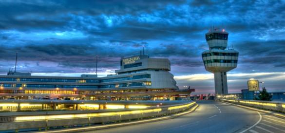 aerodrom Berlin Tegel
