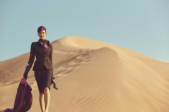 Etihad Airways nove uniforme