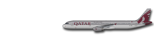 003 A321-200 Qatar