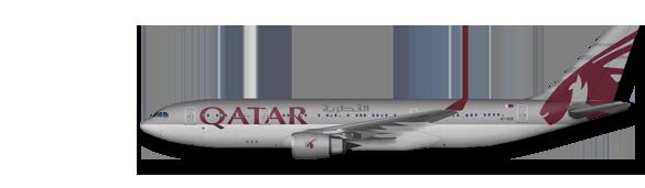 004 A330-200 Qatar