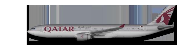 006 A330-300 Qatar
