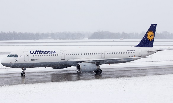 Lufthansa avio karte beograd