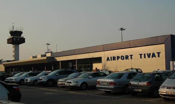 Aerodrom Tivat novi terminal