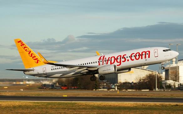 Pegasus Airlines Dan Zaljubljenih promo