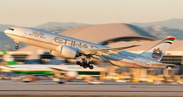 Etihad Airways internet tokom leta