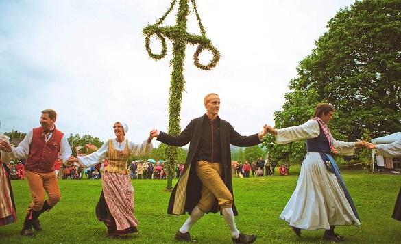 festival leto Svedska