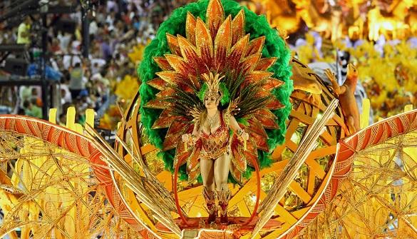 Karneval Rio de Zaneiro