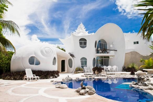 Airbnb smestaj Isla Muheres 1
