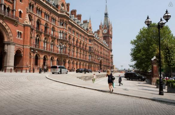 Airbnb smestaj London Engleska 1