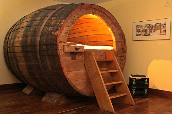 Airbnb smestaj Ostbevern Nemacka 1