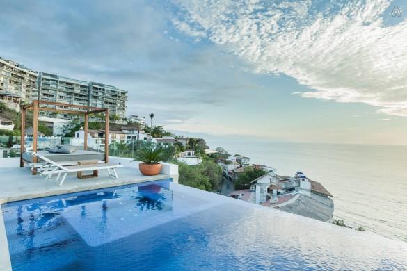 Airbnb smestaj Puerto Valjarta, Halisko, Meksiko 1