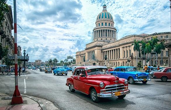 Kuba Havana New York avio karte