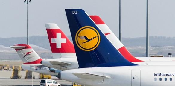 Swiss Austrian Airlines avio karte Beograd Evropa