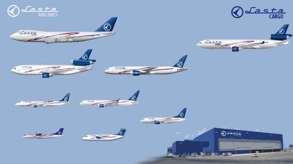 Avio kompanija Lasta Airlines - Dragoljub Milićević