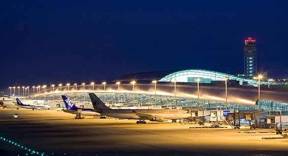 Aerodrom Kansai Japan
